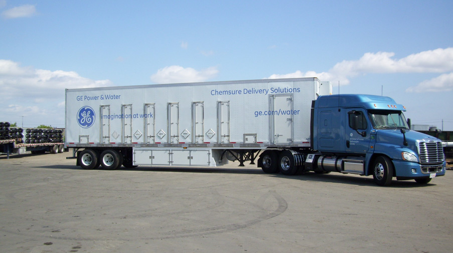 GE Chemsure Delivery Solutions