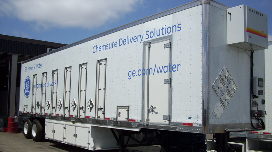 Transporting Chemicals Safely