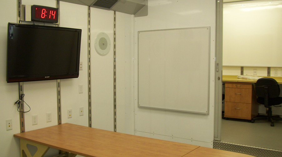 Customized Conference Space
