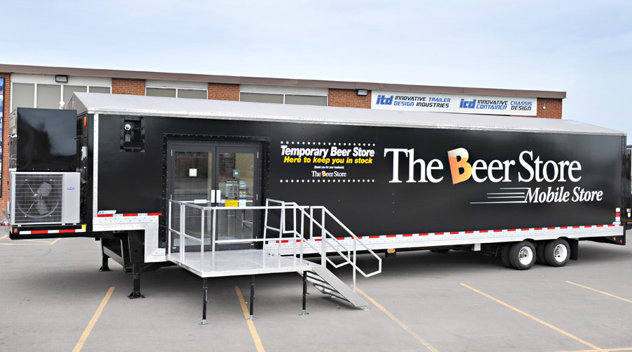 The Beer Store Mobile Retail