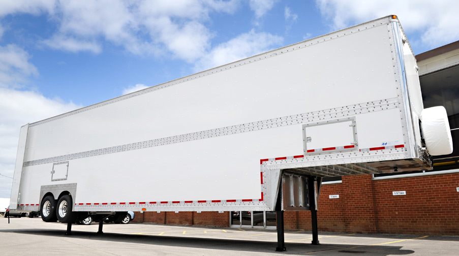 Loading Capabilities Directly From The Loading Dock